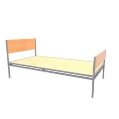 кровать армейская разборная ТипФ