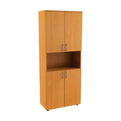120 Шкаф комбинированный с нишей 720х360х1800