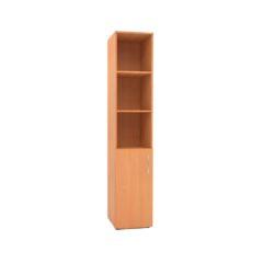 122 Шкаф узкий комбинированный 360х360х1800